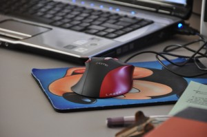 The iHome FastTrack Laser Mouse by LifeWorks