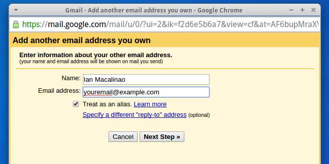 Hacking Gmail To Use Custom Domains For Free Simply Ian